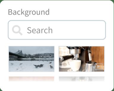 Background Widgets