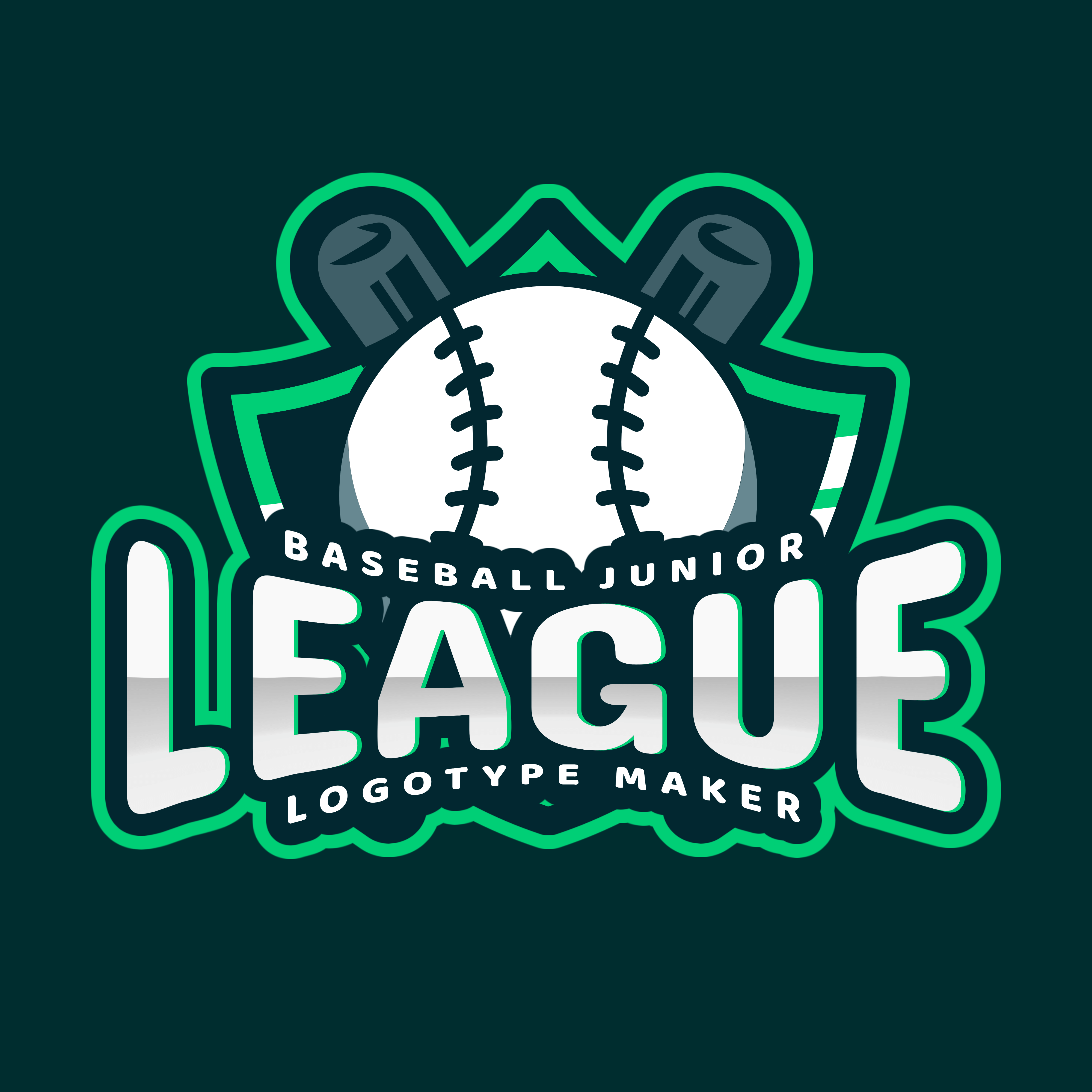 Use A Baseball Logo Maker For Your Team Logo Placeit